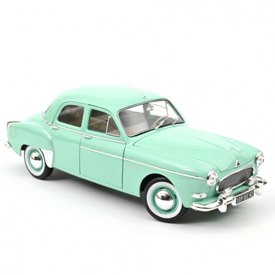 Renault Frégate 1959 Vert Erin 1:18