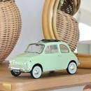 Fiat 500 L 1968 Light Green 1:18