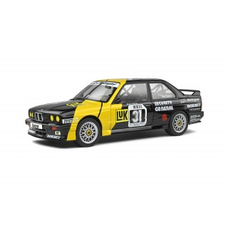 BMW M3 (E30) MK Motorsport DTM 1988 Kurt Thiim 1:18