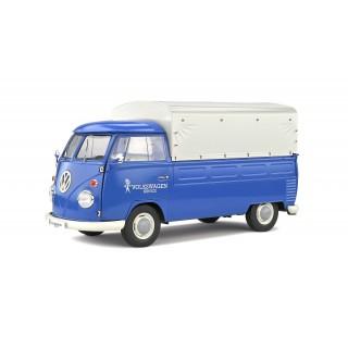 Volkswagen T1 Pick-Up 1950 telonato Volkswagen Service 1:18