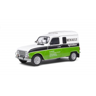 """Renault 4 F4 """"Renault Agriculture"""" 1:18"""