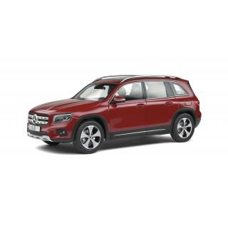 Mercedes-Benz GLB (X247) 2019 Rouge Patagonie 1:18