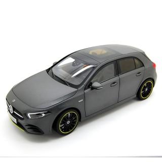 Mercedes-Benz A-Class W177 2018 Designo Muntain Grey Magno 1:18