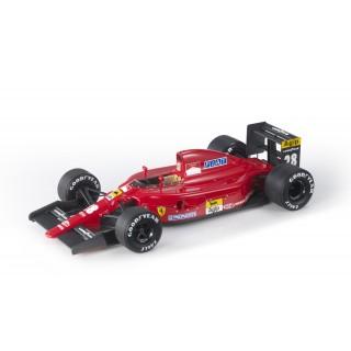 Ferrari 642 F1 1991 Jean Alesi 1:18