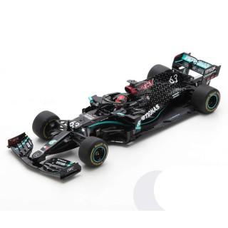 Mercedes-AMG F1 W11 EQ Performance 9th Sakhir GP 2020 George Russell 1:18