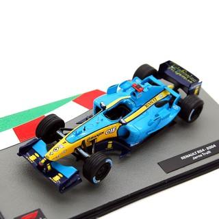 Renault R24 F1 2004 Jarno Trulli 1:43