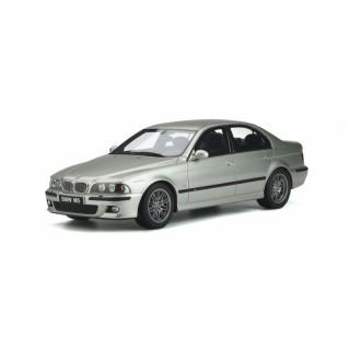 BMW E39 M5 2002 Titanium Silver 1:18