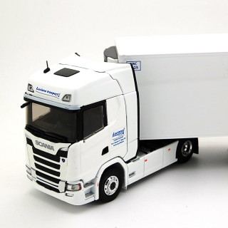 Scania S520 2018 Frigo Luciano Trasporti  1:43