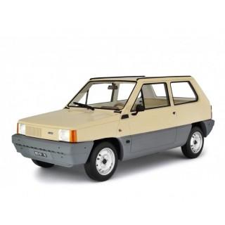 Fiat Panda 30 1980 Avorio Senegal 1:18