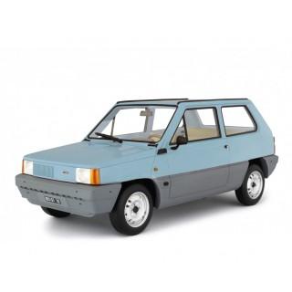Fiat Panda 30 1980 Azzurro Bahia 1:18