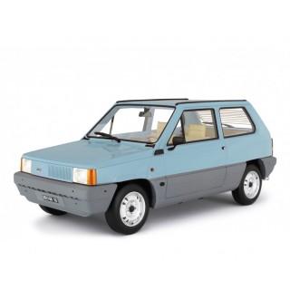 Fiat Panda 45 1980 Azzurro Bahia 1:18