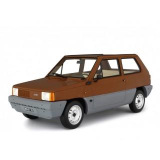 Fiat Panda 30 1980 Marrone Land 1:18