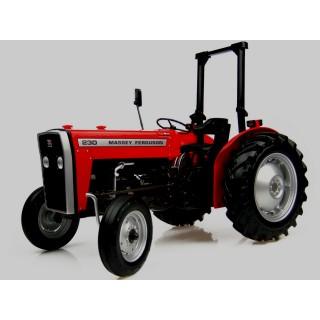 Massey Ferguson 230 Red 1975  1:16