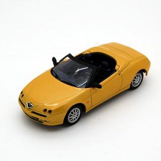 Alfa Romeo Spider 1994  Giallo metallizzato 1:43