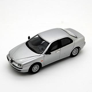 Alfa Romeo 156 1998 Grigio metallizzato 1:43