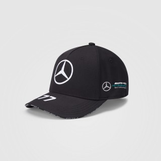 Mercedes-Amg Petronas F1 2021 Cappello Baseball Valtteri Bottas Black