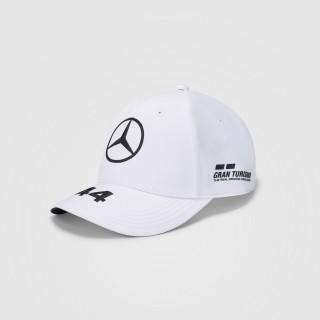 Mercedes-Amg Petronas F1 2021 Cappello Lewis Hamilton 44 Baseball White