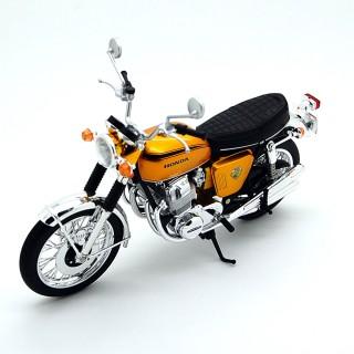 Honda Dream CB750 Four 1969 Gold Metallic 1:12