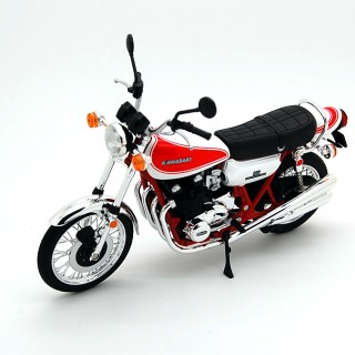 Kawasaky 750RS Z2 1975 White - Red Decals 1:12