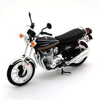 Kawasaki 900 Super4 Z11977 Brown - Gold 1:12