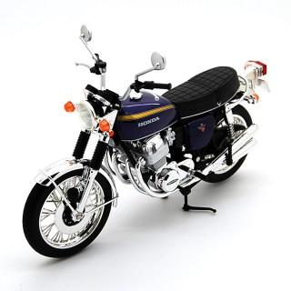 Honda Dream CB750 Four  K2 1972 Violet Metallic 1:12