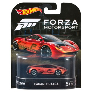 Pagani Huayra 1:64 collezione Forza Motorsport 5/5 Hotwheels
