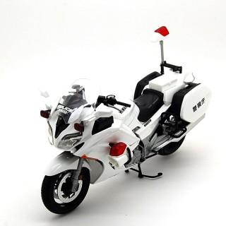 Yamaha FJR 1300P 2007 Japan Police 1:12