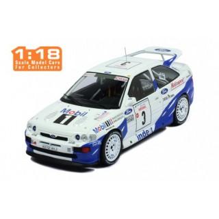Ford Escort RS Cosworth Winner Rallye Tour de Corse 1993 F. Delecour - D. Grataloup 1:18