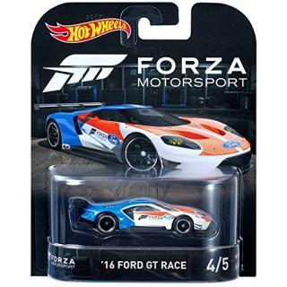 Ford Gt Race 2016 1:64 collezione Forza Motorsport 4/5 Hotwheels