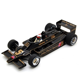 Lotus 79 Ford Cosworth DFV Winner Belgium GP 1978 1:18