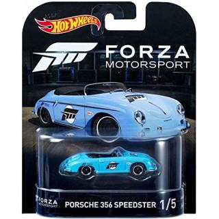 Porsche 356 Speedster  1:64 collezione Forza Motorsport 1/5 Hotwheels
