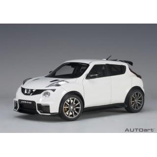 Nissan Juke R 2.0 2016 white 1:18