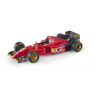 Ferrari 412 T2 F1 1995 Jean Alesi 1:18