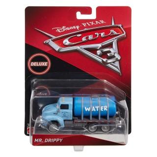 Mr. Drippy Water Deluxe 1:64 Disney Pixar Cars 3