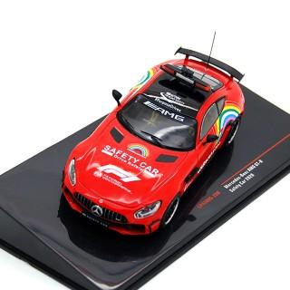Mercedes-Benz GT-R AMG V8 Biturbo Safety Car F1 2020 Tuscany GP Mugello 1:43
