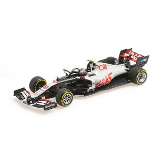 Haas F1 Team VF-20 FP1 Abu Dhabi Gp 2020 Mick Schumacher 1:43