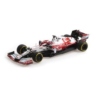 Alfa Romeo Racing Orlen C41 Bahrain Gp 2021 Kimi Raikkonen 1:43