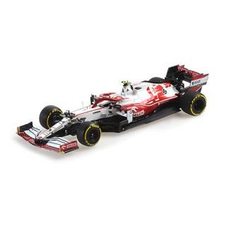 Alfa Romeo Racing Orlen C41 Bahrain Gp 2021 Antonio Giovinazzi 1:43