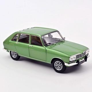 Renault 16 TX 1974 Vert métallisé 1:18