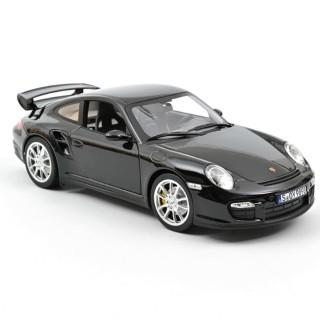 Porsche 911 GT2 2010 Noir 1:18