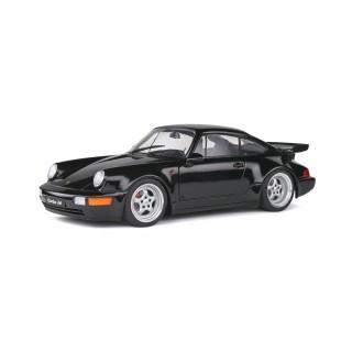 Porsche 964 Turbo 3.6 1993 Black 1:18
