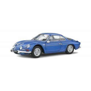 Alpine A110 1600S 1969 Bleu Alpine 1:18