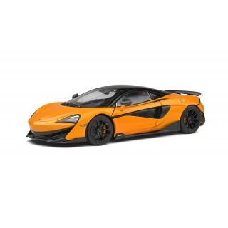 McLaren 600 LT 2018 McLaren Orange 1:18