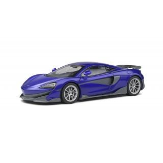 McLaren 600 LT 2018 Lantana Purple 1:18