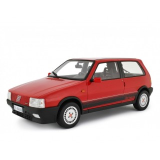 Fiat Uno Turbo i.e. 1987 Rosso 1:18