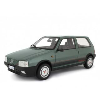 Fiat Uno Turbo i.e. 1987 Grigio Jupiter metalizzato 1:18