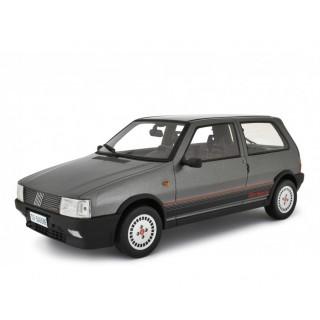 Fiat Uno Turbo i.e. 1987 Grigio Quartz metallizzato 1:18