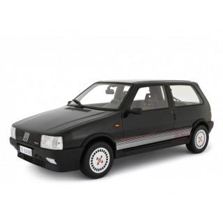 Fiat Uno Turbo i.e. 1987 Nero 1:18