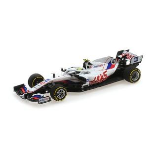 Uralkali Haas F1 Team VF-21 Bahrain Gp 2021 Mick Schumacher 1:43