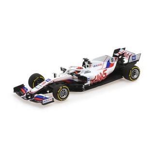Uralkali Haas F1 Team VF-21 Bahrain Gp 2021 Nikita Mazepin 1:43